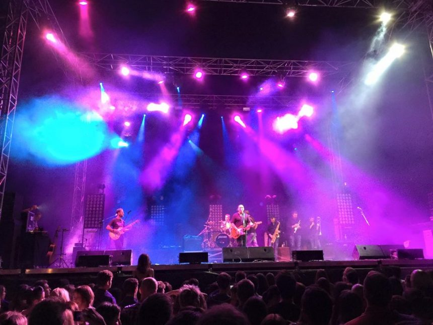 video Los Cerros Sound Festival 2016