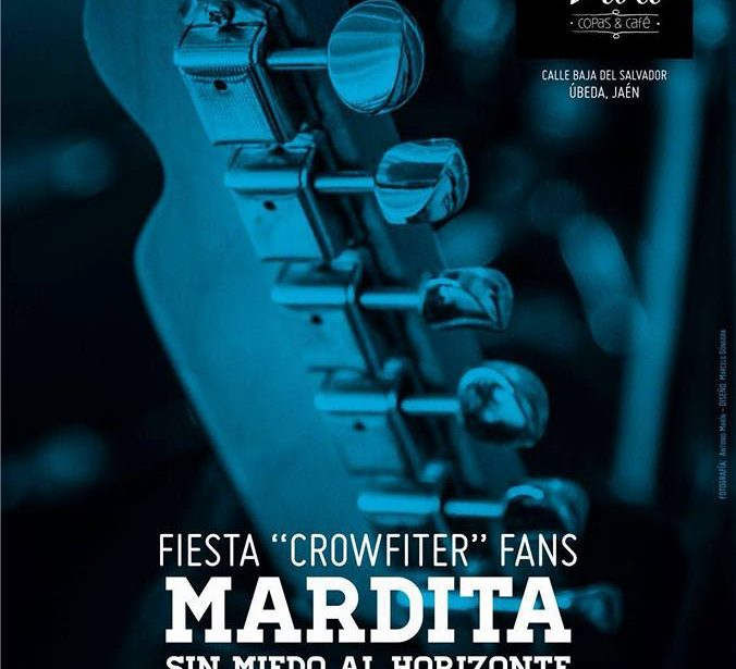 Fiesta «Crowfiter» Mardita