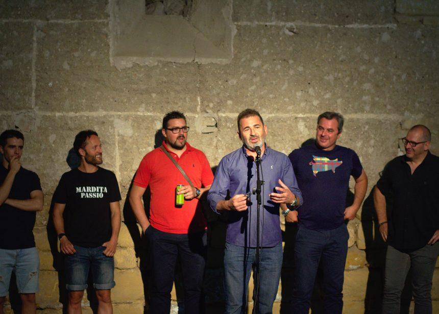 Audición privada con los mecenas en san lorenzo